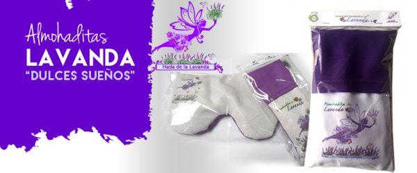 almohadita terapeutica de lavanda